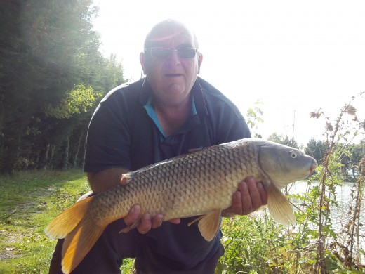 A typical club water common