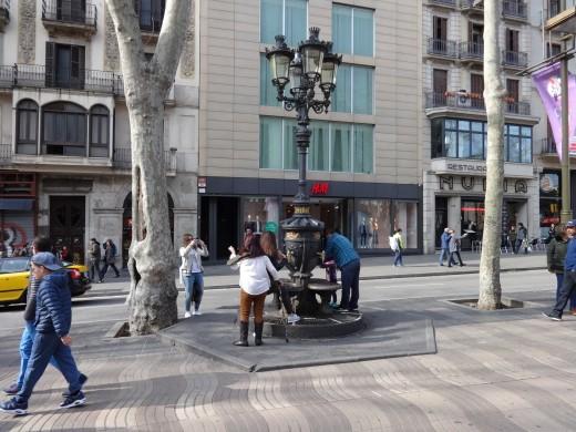 BARCELONA LAS RAMBLAS  HubPages