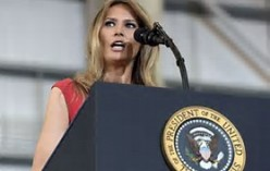 99 Problems and The First Lady Reciting the Lord's Prayer, most definitely, isn't one of them!