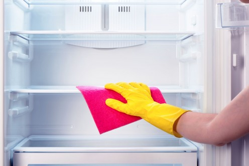 Wiping Refrigerators Forms An Important Part of Spring Cleaning