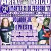 CMLL Tuesday Preview: Ephesto. Ephesto Everywhere.