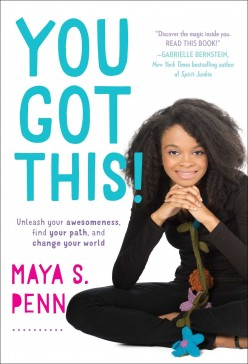 How to find your life purpose: Life lessons from Maya. S. Penn