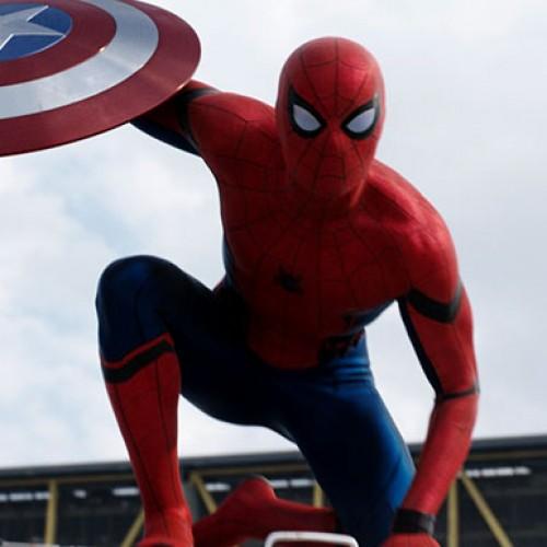Spiderman in Captain America Civil War. Photo: Marvel Studios