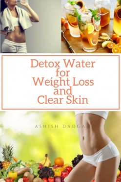 Detox Water for Weight Loss and Clear Skin