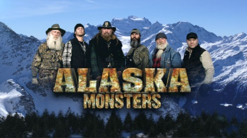 "Destination America's ""Alaska Monsters."""
