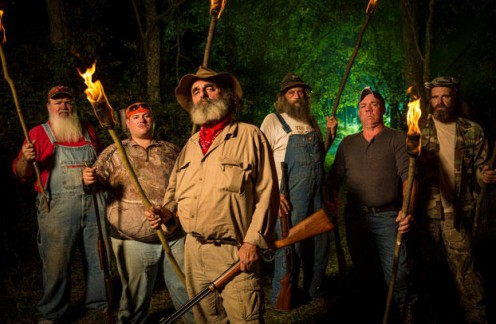 """Mountain Monsters"" is a hit show on the Destination America channel."