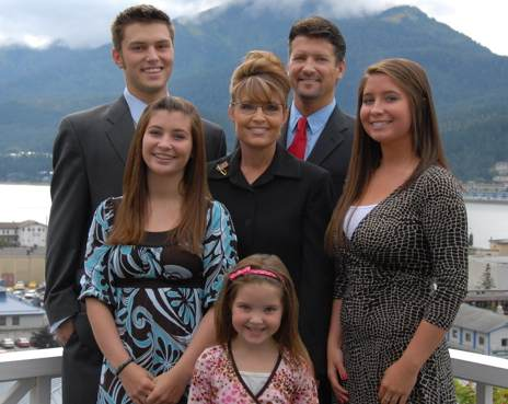 This family looks right at home -- in Alaska