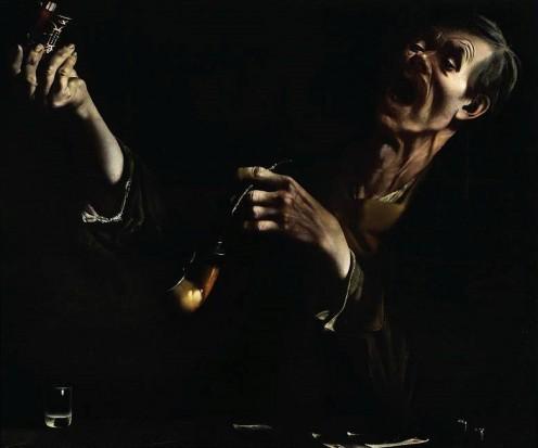 A Drunkard