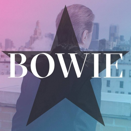Bowie's album:  'Black Star'