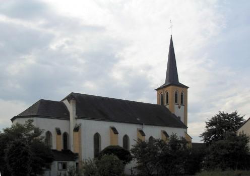 St. Peterkirche, Temmels, Landkreis Trier-Saarburg