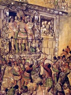 Last Three Aztec Kings