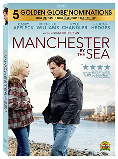 Manchester by the Sea, Best Actor Casey Affleck. c/o Amazon
