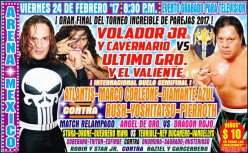 CMLL Super Viernes Preview: Final Exam