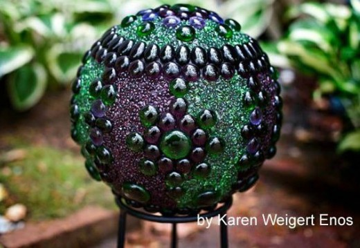 Decorative Marble Balls Simple 46 Gorgeous Glass Gems Craft Ideas  Feltmagnet Review