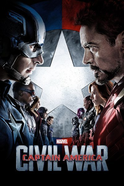 Captain America Civil War Promo Poster. Source: Marvel Studios