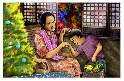 Filipino culture: Showing respect to elders