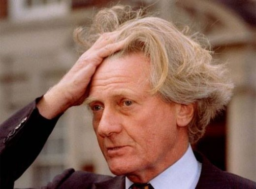 Troublemaker Michael Heseltine
