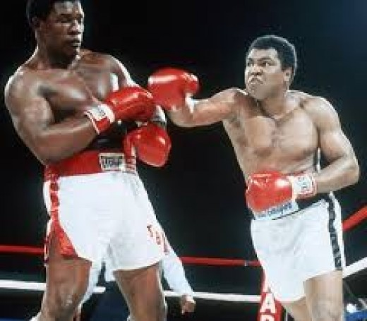 In Muhammad Ali's last fight, he lost a wide, 10 round decision to Trevor Berbick.