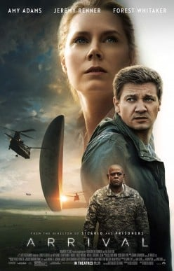 Arrival Review: Sci-Fi Movies