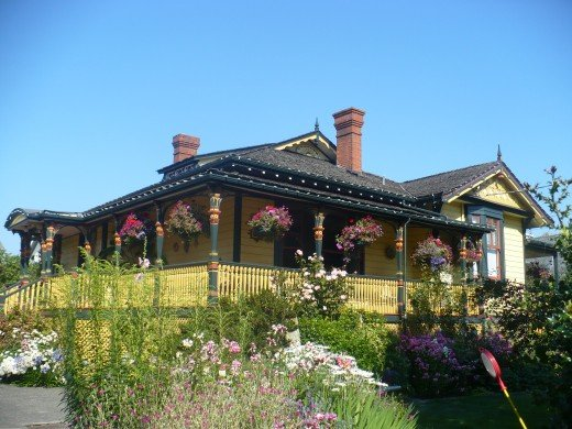 One of Victoria's Beautiful and Unique B&Bs