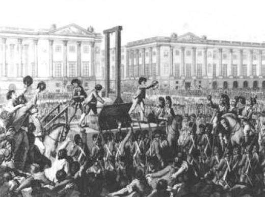 King Louis XVI Did Not Want To Listen To The Common People; They Got Their Revenge