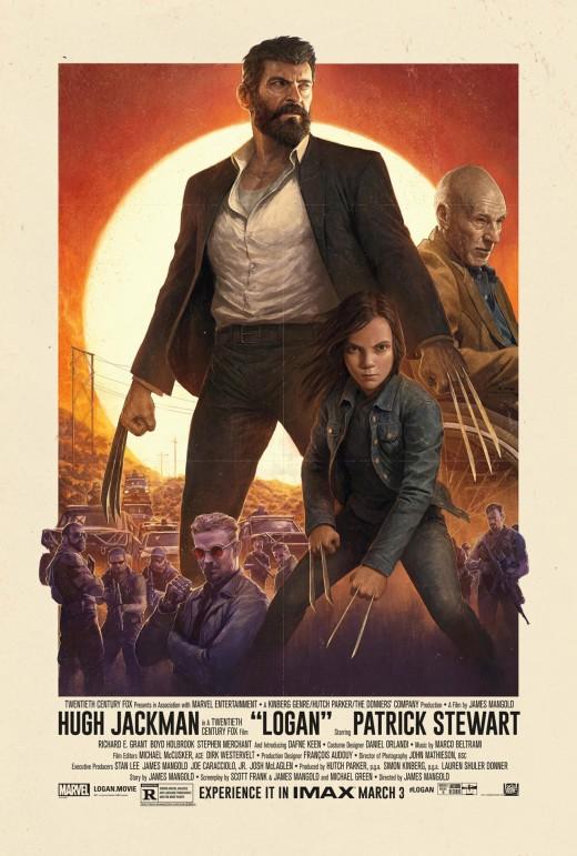 Logan IMAX poster