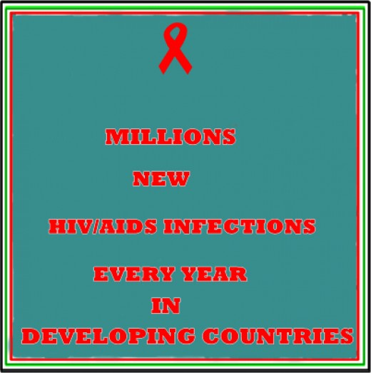 hiv/aids epidemic in the third world