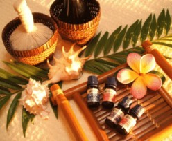 Aromatherapy Baths With Essential Oils