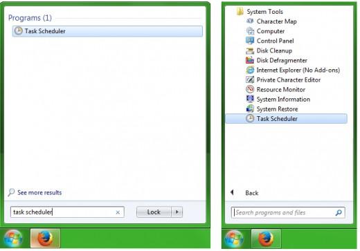 how to run a batch file in task scheduler