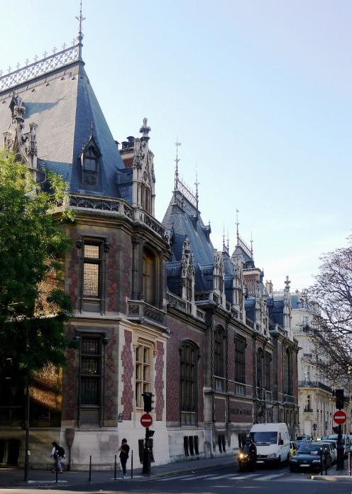 Hotel Gaillard - Paris XVII
