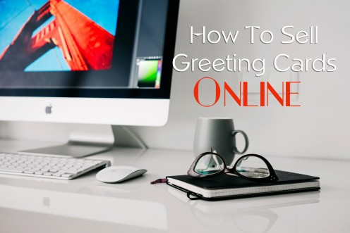 5 Ways to Sell Greeting Cards Online