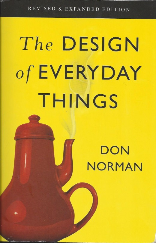 "The Cover of the Book ""The Design of Everyday Things"" by Don Norman"