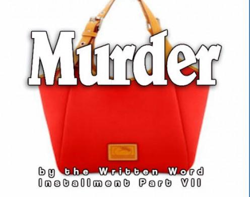 Murder by the Written Word VII