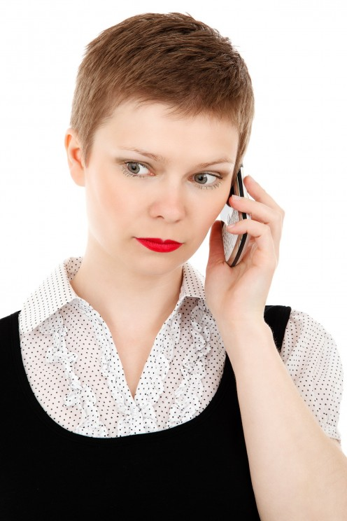 Unsolicited phone calls can target anyone.
