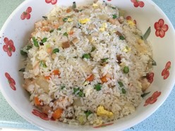 A Simple Shrimp Fried Rice Recipe