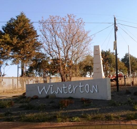 Winter in Winterton, KZN, South Africa