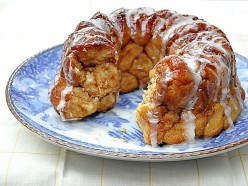 Spicy, Buttery, Kosher, Gluten Free, Dairy Free/Pareve Monkey Bread