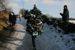 Travel North - 24: Catch Santa on the Chevin Run (Anybody Seen My Christmas Tree? It's Run Off!)