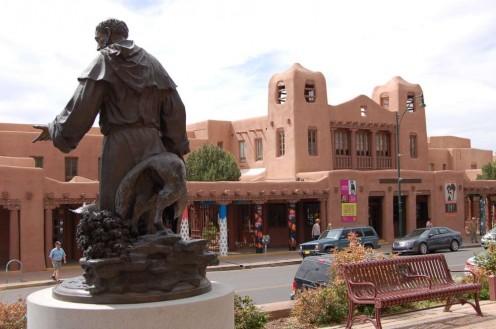 Former Federal Building in Santa Fe