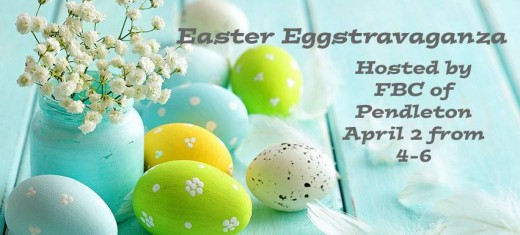 Please join us for our annual Easter egg hunt for children up to 6th grade. We will meet in the Fellowship Hall for a short bible lesson followed by a few activities and crafts. After, we will head outside for our Easter egg hunt. Once the hunt is ov