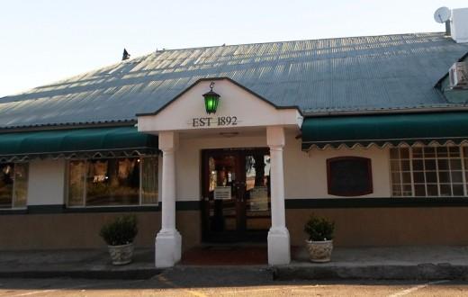 Green Lantern Hotel, Van Reenen, KZN, South Africa