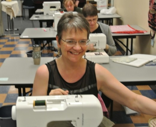 Sewing Class in Victoria BC Canada