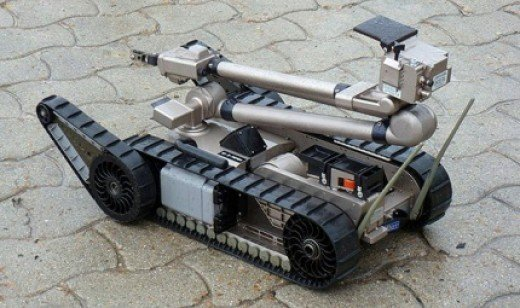 PackBot 510 - Military Version