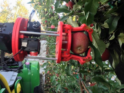 Robotic Fruit Picker Prototype