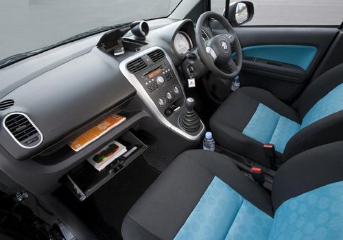 Ritz Interiors, dashboard, steering, seats