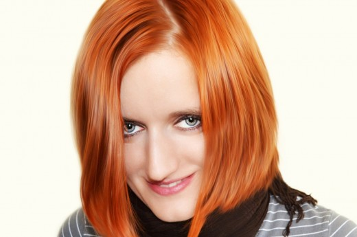 Sometimes simply changing your hair color is all it takes to transform your look.