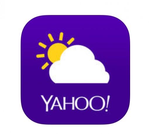Yahoo Weather App Logo