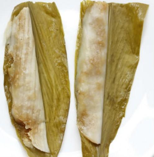 Patholi- a sweet made using turmeric leaf