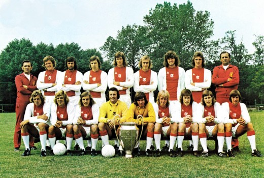 Ajax Amsterdam 1973 champions League