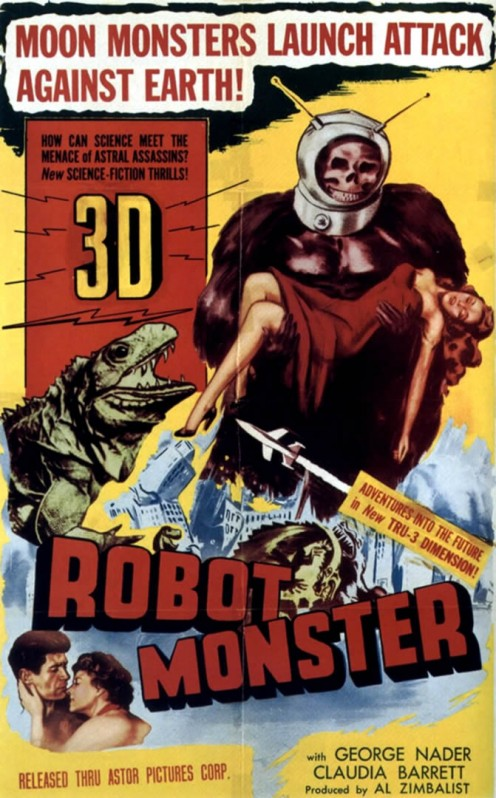 SciFi Classic from the 1950s